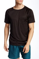 Trunks Swim Tee Black