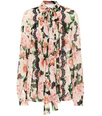 Costarellos Floral Blouse Multicoloured