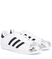 Adidas Superstar Metal Toe Sneakers White