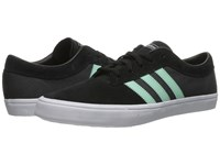 Adidas Sellwood Black Ice Green Dark Grey Heather Solid Grey Men's Skate Shoes