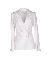 Agnona Suits And Jackets Blazers Women White