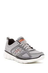 Skechers Equalizer 2.0 On Track Sneaker Gray