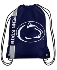 Forever Collectibles Penn State Nittany Lions Big Logo Drawstring Bag Blue