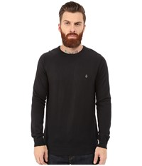 Volcom Understated Sweater Black Men's Sweater