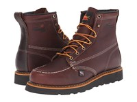 Thorogood American Heritage 6 Moc Soft Toe Walnut Men's Work Boots Brown