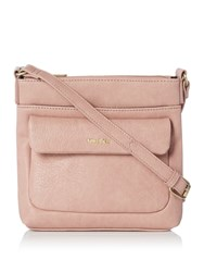 Ollie And Nic Rosa Crossbody Pink