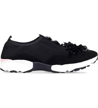 Carvela Lullaby Trainers Black