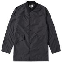 Nanamica Ground Long Bomber Jacket Black
