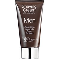 The Organic Pharmacy Men's Men Shaving Cream 75Ml No Color