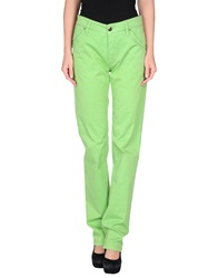Re Hash Casual Pants Light Green