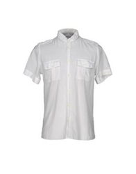 Gold Case By Rocco Fraioli Shirts Ivory