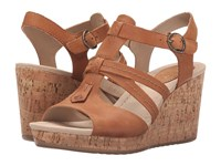 Sperry Dawn Day Tan Women's Wedge Shoes