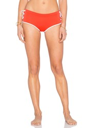 Clover Canyon Bikini Bottom Red