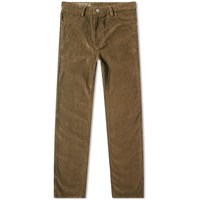 Save Khaki Wale Corduroy Jean Brown