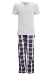 Zalando Essentials Pyjamas Grey
