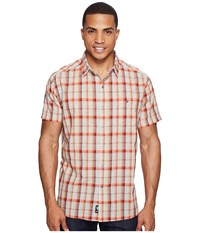 Kuhl Genetyk Red Rock Canyon Men's Short Sleeve Button Up