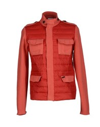 Bark Coats And Jackets Down Jackets Men Coral