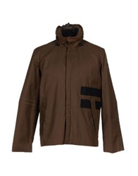 Murphy And Nye Jackets Dark Brown