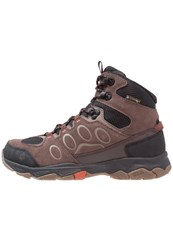 Jack Wolfskin Mtn Attack 5 Texapore Walking Boots Brown