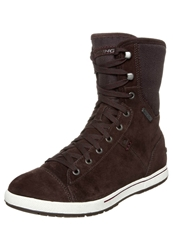 Viking Kinetic Goretex Winter Boots Dark Brown