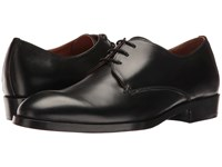 Robert Clergerie Severin Oxford Black Men's Lace Up Wing Tip Shoes