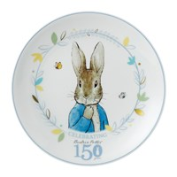 Wedgwood Peter Rabbit 150 Years Plate