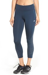New Balance Women's 'Precision' Perforated Running Capris
