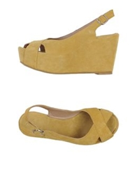 Jfk Sandals Brown