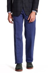 Peter Millar Double Faced Pant Blue
