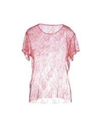 Paolo Pecora Blouses Coral