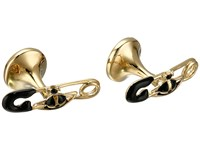 Vivienne Westwood James Cufflinks Black Cuff Links