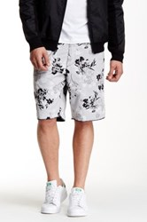Howe Switchstance Floral Print Short Black
