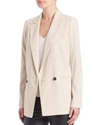 Set Oyster Double Breasted Blazer