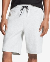Dkny Athleisture Shorts Glacier Grey