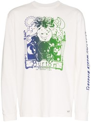 Burton Online Ceramic Lateral Long Sleeve T Shirt 60