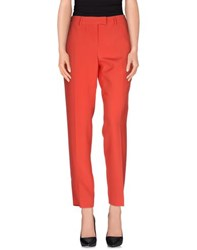 Fendi Trousers Casual Trousers Women Coral