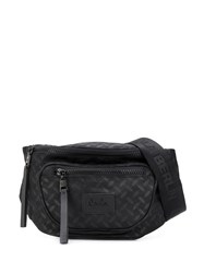 Lala Berlin Printed Belt Bag Black