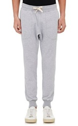 Shipley And Halmos Drawstring Waist Sweatpants Grey