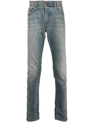 Diesel Relaxed Fit Jeans Blue