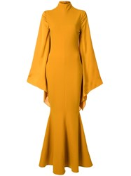 Solace London Long Sleeved Maxi Dress 60