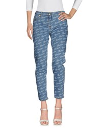 Boutique Moschino Jeans Blue
