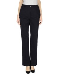 Marina Yachting Trousers Casual Trousers Women Dark Blue