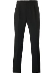 Raf Simons Drop Crotch Trousers Black