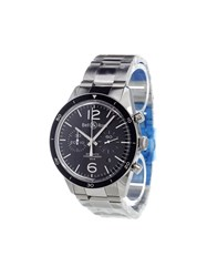 Bell And Ross 'Br 126 Sport' Analog Watch Stainless Steel