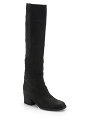 Ld Tuttle The Lost Knee High Leather Boots Black Brine
