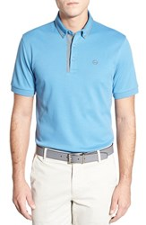 Ag Jeans Men's Ag 'Paulsen' Trim Fit Cotton Jersey Polo