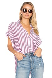 Rails Whitney Button Up Red