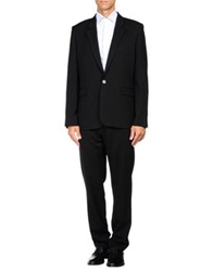 Ann Demeulemeester Suits Black