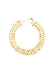 Rosantica Oversized Chain Necklace Gold
