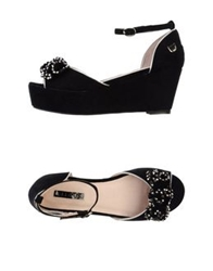 Lollipops Sandals Black